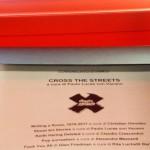Cross The Streets, Macro