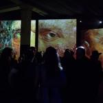 Van Gogh Alive, photo Eliana Casale