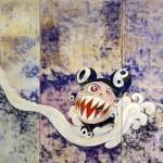 Takashi Murakami, 727, 1996