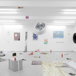 Free things, 2015, installation view