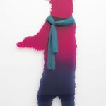 Eddie Peake, Hangs Around Outside The Shop, 2015, courtesy Galleria Lorcan O'Neill