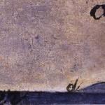 Licini, Paesaggio astratto