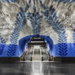 Stazione T-Centralen, Stoccolma