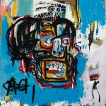 Jean-Michel Basquiat, Untitled, 1982, in the collection of Yusaku Maezawa.