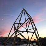 Andreco, scultura, Venezia, punta canale
