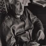 LotteJacobi_Albert Einstein, Princetown,ca.1938_Museum Folkwang Essen (c) 2014 The University of new Hampshire