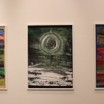 Najat Makki, Untitled, 2012, Untitled 1, 2014, Untitled 2, 2014, collezione Thomas Olbricht