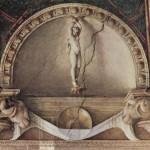 Correggio, La camera di San Paolo, Parma