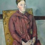 Madame Cézanne seduta su una sedia gialla, 1888-90