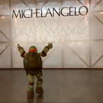 Michelangelo Tartarughe ninja