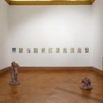 Lorenza Boisi_Veduta mostra_BOISI-GALINDO-PALAZZARI_Passaggi di stato_Reggia di Caserta_2018_Foto The Knack Studio_2