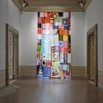 Lorenza Boisi_Veduta mostra_BOISI-GALINDO-PALAZZARI_Passaggi di stato_Reggia di Caserta_2018_Foto The Knack Studio_3