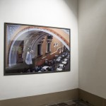 Regina José Galindo_Veduta mostra_BOISI-GALINDO-PALAZZARI_Passaggi di stato_Reggia di Caserta_2018_Foto The Knack Studio_15