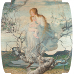 Giovanni Segantini, L'angelo della mia vita, 1894