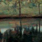 Fernand Khnopff, Acqua calma, 1894
