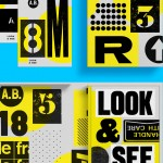 Anthony Burrill Look & See