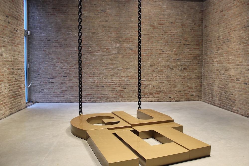 Monica Bonvicini, 62 tones of guilt