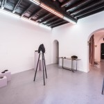 Cleo Fariselli, Dy Yiayi, Exhibition view. Operativa, Rome. Photo Sebastiano Luciano. 1