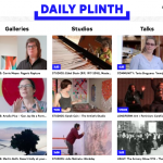 Daily Plinth Home page