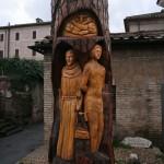 Andrea Gandini, catacombe
