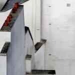 Michael Wolf, Life in cities, Paris rooftop, Paris 2014