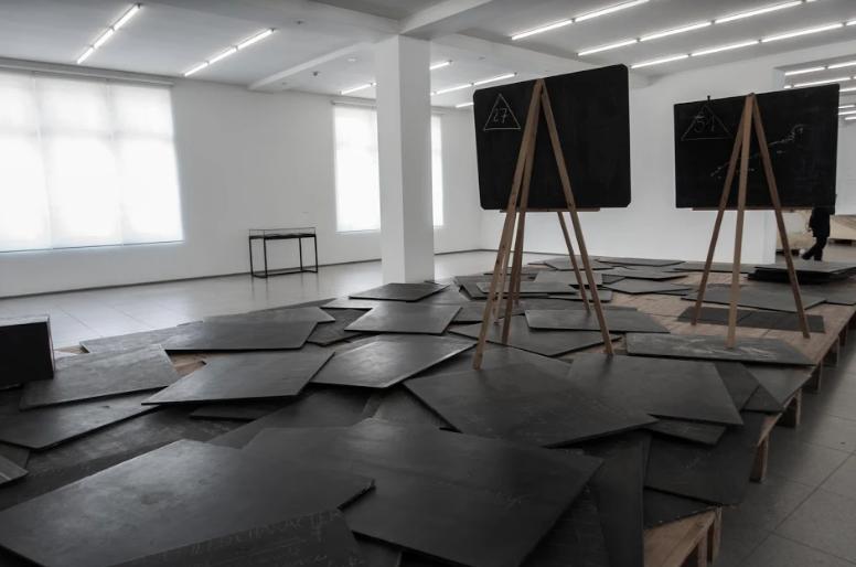 Joseph Beuys, Richtkräfte einer neuen Gesellschaft,1974