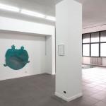 Corinna Gosmaro, Talking Knots, installation view (ground floor), photo Giorgio Benni