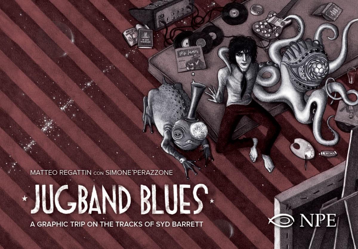 COVER Jugband Blues