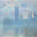Claude Monet Houses of Parliament c.1900 Art Institute of Chicago (Chicago, USA)