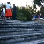 Spazi aperti, accademia di romania, 2018