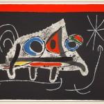 Miró, Lezard