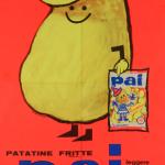 Armando Testa, Patatine fritte Pai
