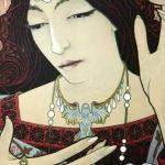 Marcel Lenoir, Invocation à la Madonne d'onyx vert