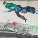 Marc Chagall, Sopra la città