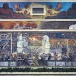 Diego Rivera, Detroit industry, 1933