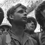 soldati israeliani davanti al Kotel, 7 giugno 1967. fotocredits Edvige della Valle_1050x545