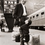 Mimmo Jodice Milano, Stazione Centrale / Milan, Central Station, 1969 Stampa ai sali d'argento / gelatin silver print, 29 x 19,3 cm © Mimmo Jodice