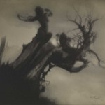 Anne Brigman, The storm tree, Courtesy of the Nevada Museum of Art