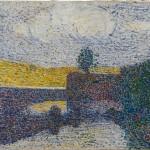 Giuseppe Pellizza da Volpedo, Il ponte