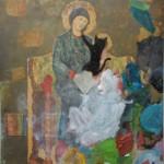 Laboratorio Saccardi, La Madonna col Gatto