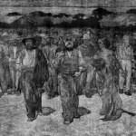 Pellizza da Volpedo, Quarto Stato, radiografia