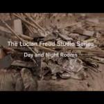 Lucian Freud studio