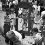 Helen Levitt © Film Documents LLC Courtesy by Thomas Zander Gallery