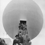 1953. Padiglione Breda alla Fiera Campionaria di Milano