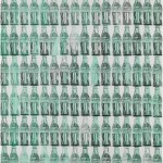 Andy Warhol, Green Coca-Cola Bottles, 1962