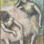 Edgar Degas, Due ballerine