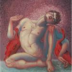 Figura con Ibis, Giorgio Celin, Kανών