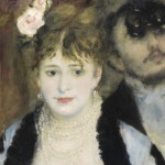 Pierre-Auguste Renoir, La Loge © The Samuel Courtauld Trust, The Courtauld Gallery, London