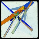 Bruno Munari, Vetrini a luce polarizzata 1953 Materiali vari Courtesy Miroslava Hajek