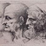 Hollar, Tre profili di varie età